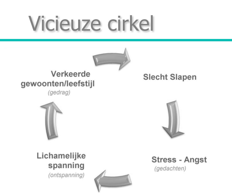 Vicieuze cirkel Slaapcoach